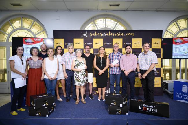 Tapas de premio en Almería en el Dïa Mundial de la Tapa