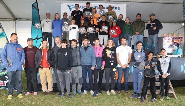 Campeonato de España CEF 2019 de Windsurf acaba en Almerimar