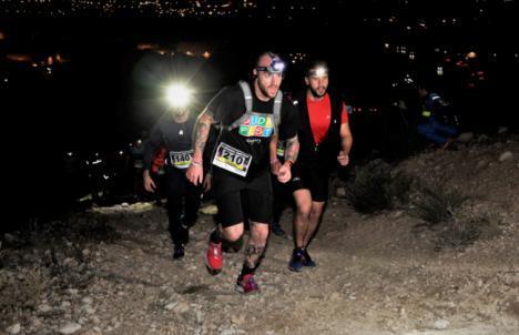 El II Trail Nocturno Mandril Xtreme se convierte en un referente de las carreras nocturnas