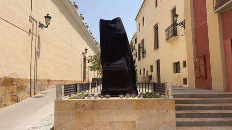 Berja inaugura este sábado la estatua de D. Luis Fajardo