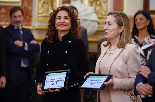 El PSOE destaca que los PGE supone 401,6 millones para Almería