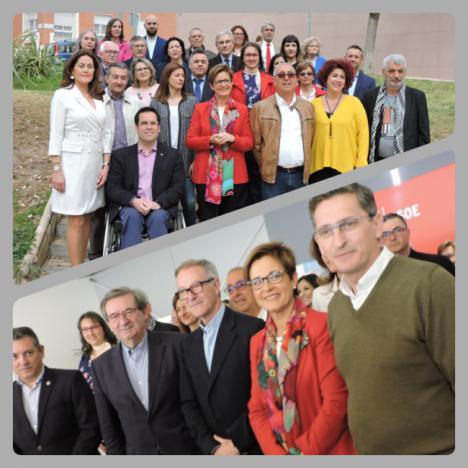 Guirao dice que es un honor encabezar la lista del PSOE al Congreso