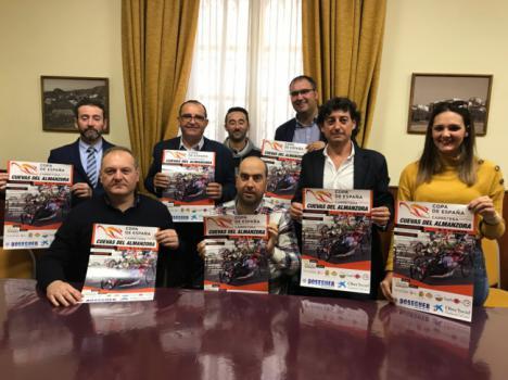 Cuevas presenta la Copa de España de Ciclismo Adaptado