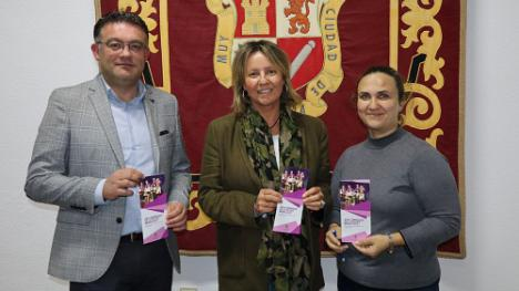 Berja programa actividades para las XXVI Jornadas de la Mujer