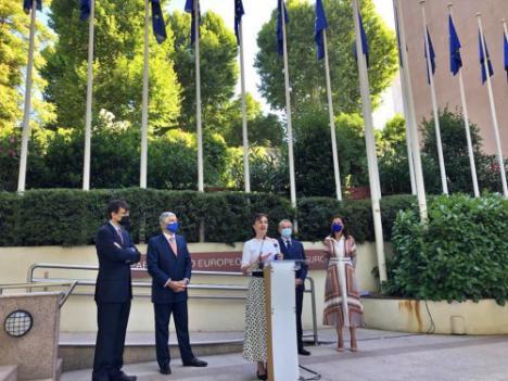 Eslovenia abre su presidencia del Consejo