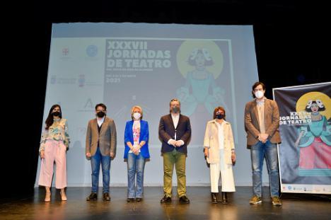 Las XXXVII Jornadas de Teatro del Siglo de Oro resurgen con fuerza tras el confinamiento