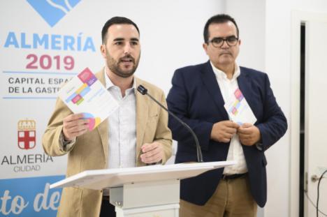 Almería 2019 dedica septiembre a la uva de mesa y el vino