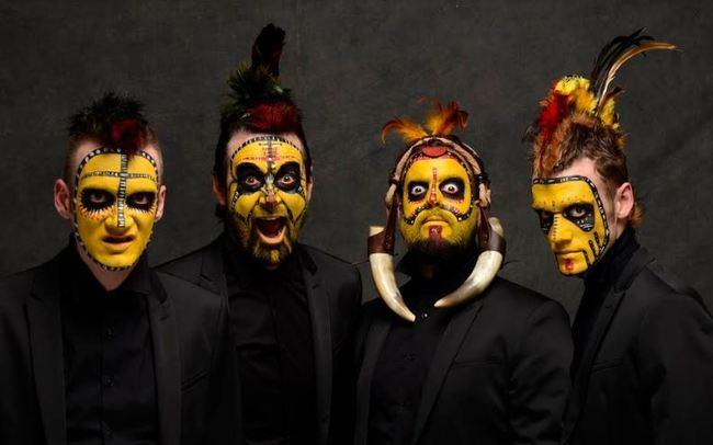 La comedia musical de Yllana, 'The Primitals', llega al Teatro Apolo