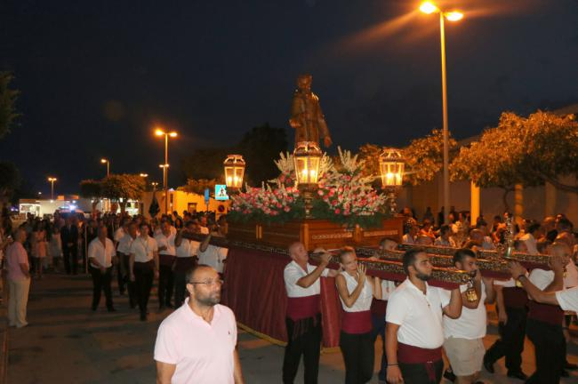 San Agustín inicia sus fiestas patronales