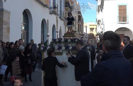 Este domingo procesión del Dulce Nombre de Jesús de Berja