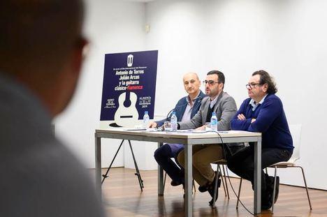 Antonio de Torres y Julián Arcas centran en Almería el Día Internacional del Flamenco