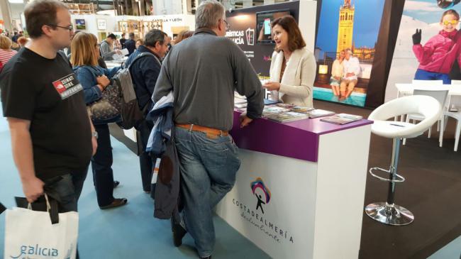 'Costa de Almería' se promociona como destino turístico en Cataluña
