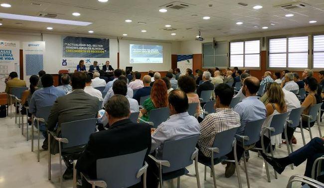 La Constructores de Edificios de Asempal analiza la actualidad del sector en Almería