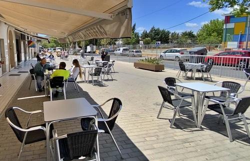 El Ayuntamiento de Berja prorroga la exención de la tasa por terrazas a la hostelería