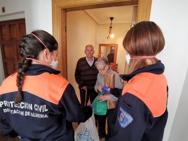 Diputación activa a Protección Civil para comprar a población de riesgo en pueblos pequeños