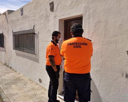 Nuevo Reglamento Para La Agrupación De Voluntarios De Protección Civil De Vícar