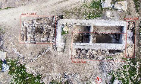 Cultura impulsa la investigación del yacimiento de Macael Viejo y del monumento de La Mina