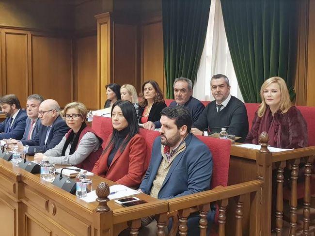 El PSOE reclama al PP negociación sindical para la RPT