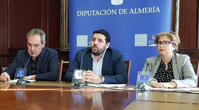 """El PSOE denuncia la """"pésima gestión tributaria"""" de la Diputación"""