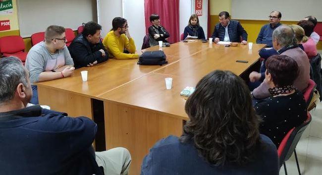 El PSOE pide al alcalde de El Ejido que no escore más a la derecha al municipio