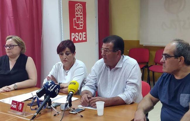 El PSOE de El Ejido pide una solución al desalojo de 300 chabolistas