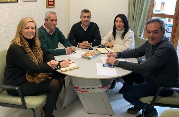 El PSOE anima a la Diputación a que colabore con Dalías