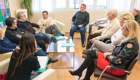 El PSOE traslada a la Mesa del Ferrocarril el compromiso con el AVE en 2023