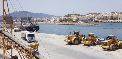La Junta adjudica por 127.400 euros el estudio para ampliar el puerto de Garrucha