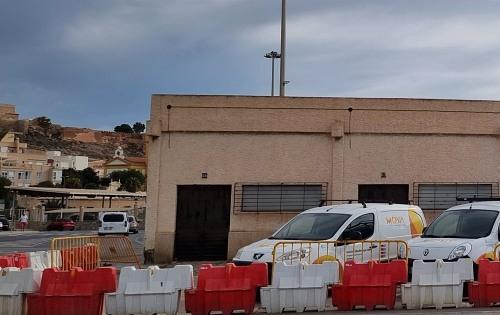 Mayfra adapatará unos locales para un bar en el Puerto Pesquero de Almería