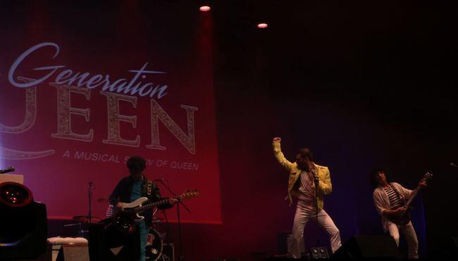 Gran éxito del musical 'Forever Queen' en El Ejido