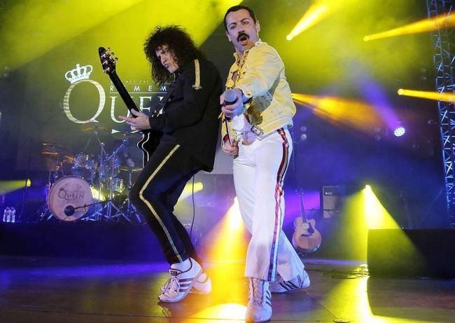 El Espectáculo Musical Remember Queen Cierra En 'Despiértate A La Cultura'