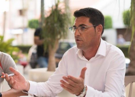 Ciudadanos nombra a Rafael Bretones secretario de Organización en Almería