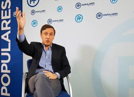 """Hernando (PP): """"Lo que vamos a hacer es recuperar el tiempo perdido"""""""