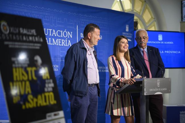 El 'Rallye Costa de Almería' proyecta la provincia como destino para competiciones de motor