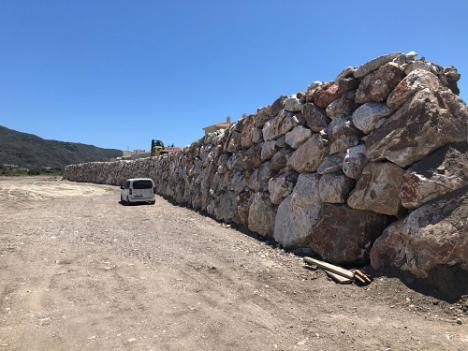 Concluida la restauración de las ramblas de La Muleria y Guazamara
