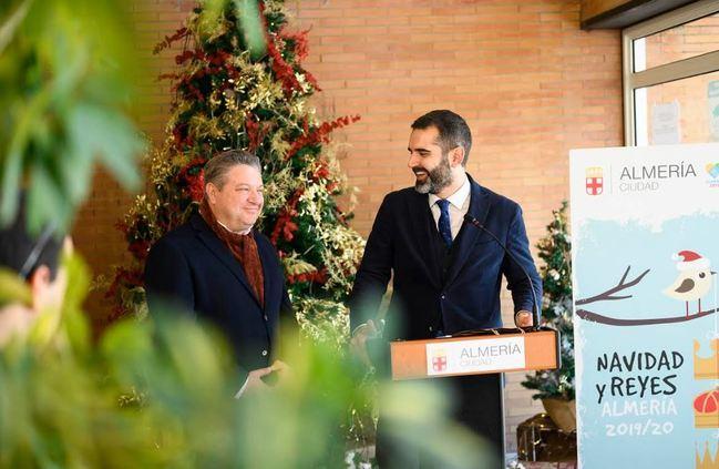 Almería hace de Navidad y Reyes unas fiestas sostenibles e inclusivas
