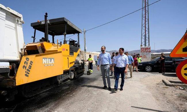 140.000 euros para arreglar los caminos rurales afectados por la DANA