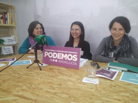Ante el 8M Podemos destaca la explotación laboral de las mujeres en Almería