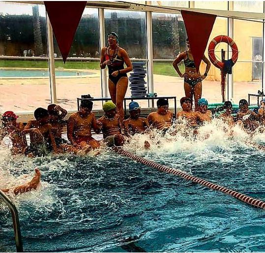 La piscina climatizada de Vícar abre de nuevo sus puertas