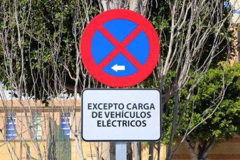 El Ejido suma puntos de recarga de vehículos eléctricos