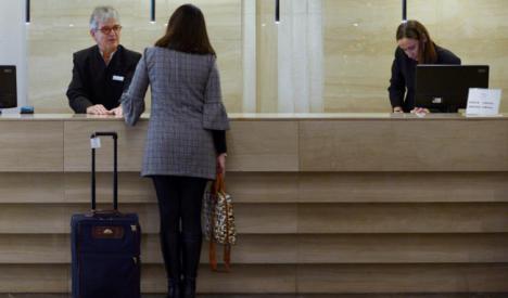 Almería tiene 8 hoteles listos para ser medicalizados por el #COVID19