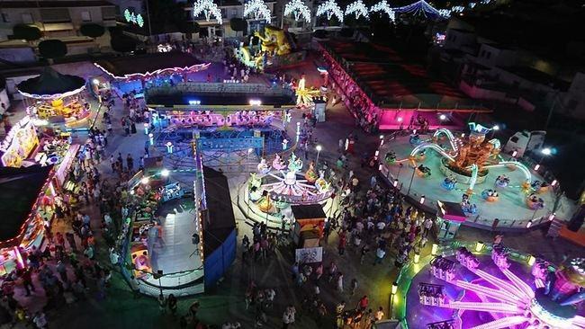 La Feria de Berja tendrá una hora diaria sin música para hacerla más inclusiva
