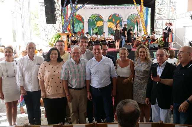 El Festival de Música Tradicional convierte a Pórtugos en capital de La Alpujarra