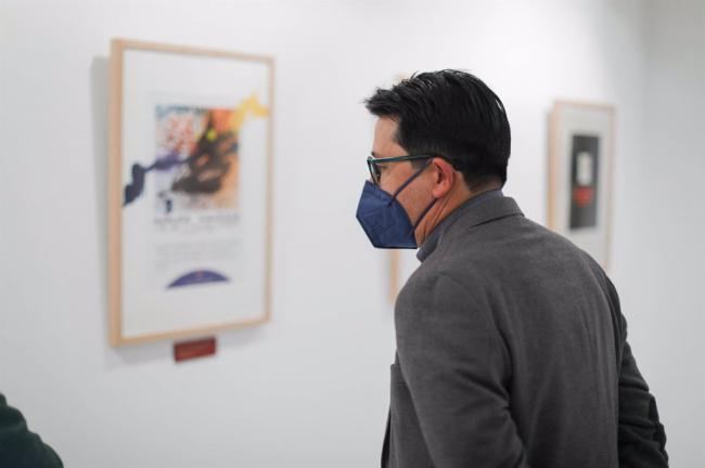 Reúnen en 'RetroAlex 2014-2020' obras de 25 artistas llenan la 'Galería Alfareros'