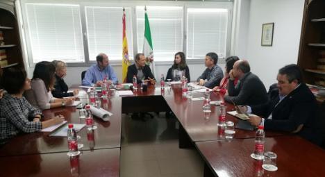 Almería en un proyecto piloto de Empleo sobre salud en el lugar de trabajo