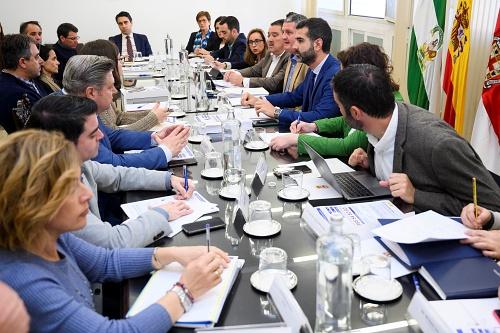 El Ayuntamiento de Almería establece medidas preventivas contra el coronavirus