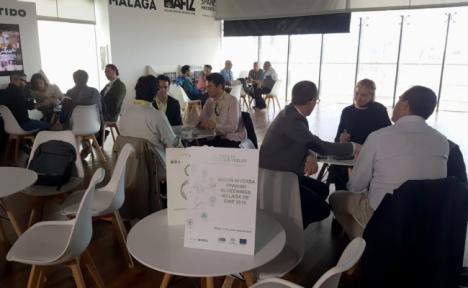 Una empresa de Almería en la 'Spanish Screenings-Málaga de Cine 2019'