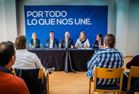 El PP subraya la importancia de votar gestión, frente a la parálisis