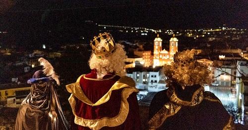 Los Reyes Magos visitarán Berja y sus barrios el 5 de enero