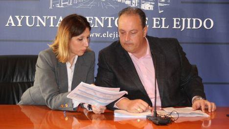 """El Ejido sigue desarrollando """"La Puesta en Valor del Yacimiento de Ciavieja"""""""